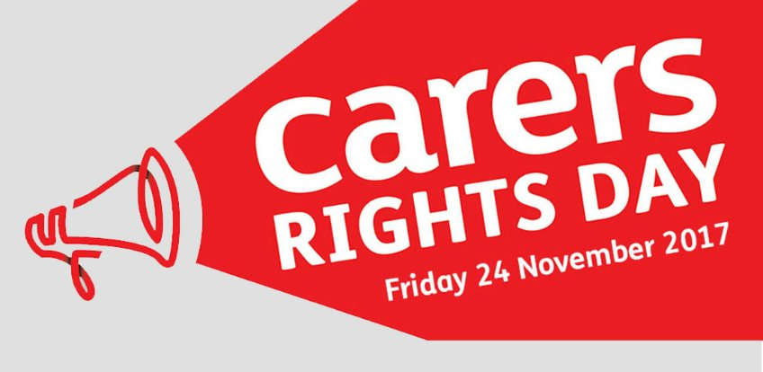 Carers Rights Day - so what rights do carers have?