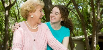 Carers journey - getting support at all stages of your caring life