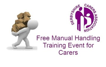 Free Manual Handling Training Belper - Derbyshire Carers Association