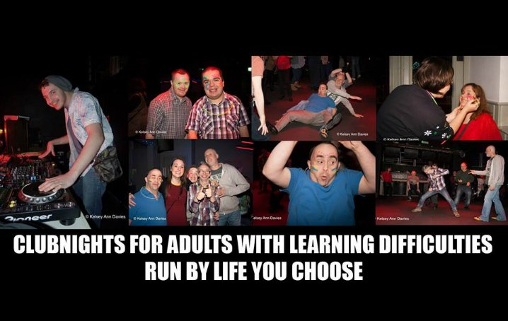 Clubnight for Adults with…