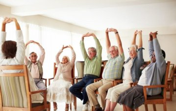 Wirksworth Leisure Centre Exercise Class for Older…