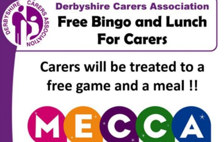 Free Bingo and Lunch for…