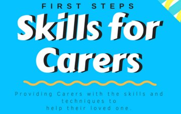 First Steps Skills for Carers Workshops - For Those Supporting Somone with an Eating Disorder