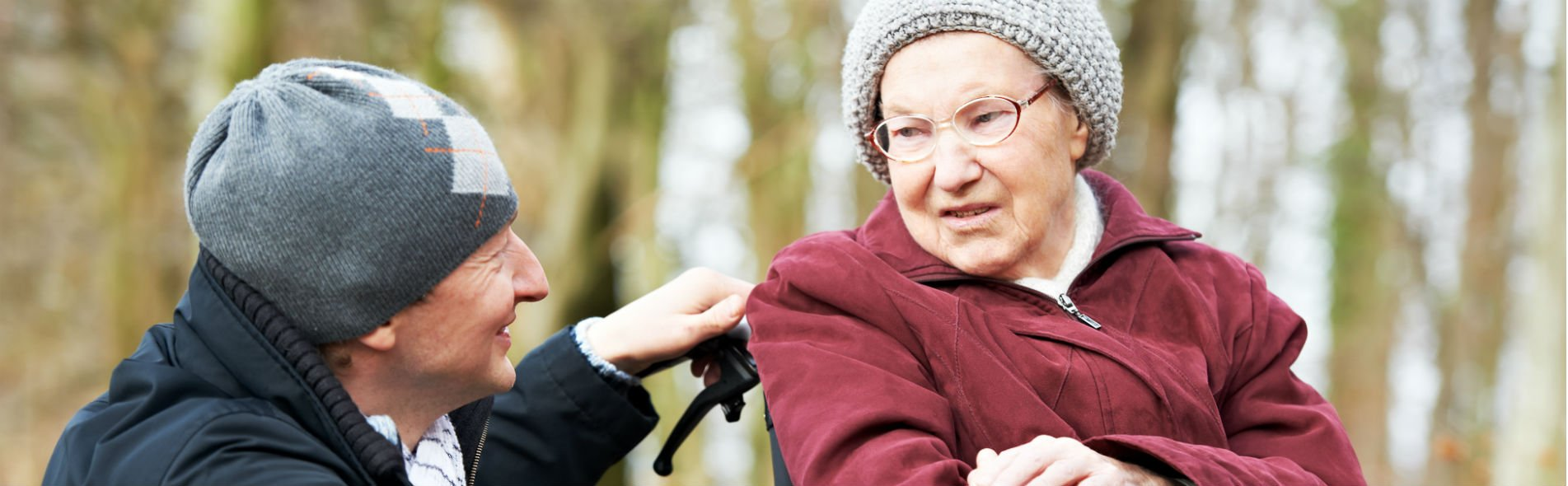 Become a carer in Derbyshire