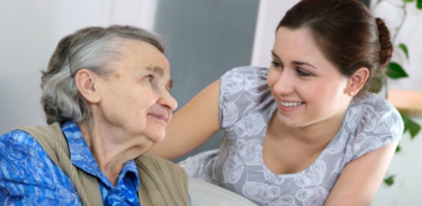 Caring for someone with Parkinson's
