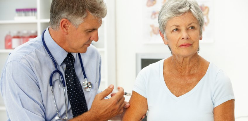Flu jabs for carers