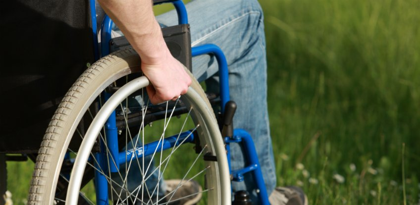 Caring for someone with physical disabilities